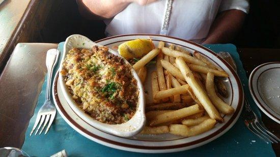 Little Bar Restaurant : Shrimp Dejohnge