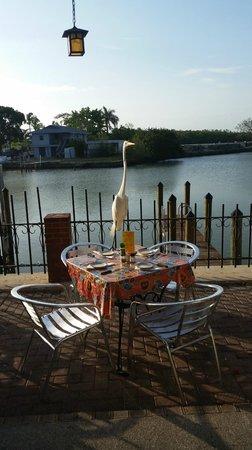 Little Bar Restaurant: Egret