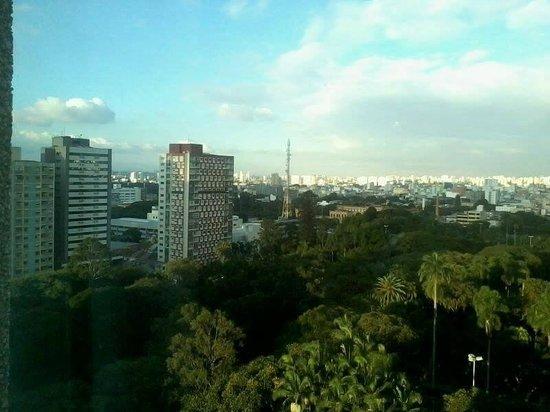 Luz Plaza Sao Paulo: Vista do Quarto