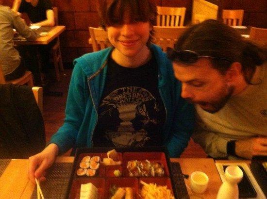 Sushi Tei Restaurant: Amazing Sushi!