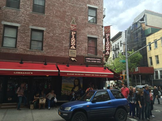 Free Tours by Foot : Pizza in Little Italy