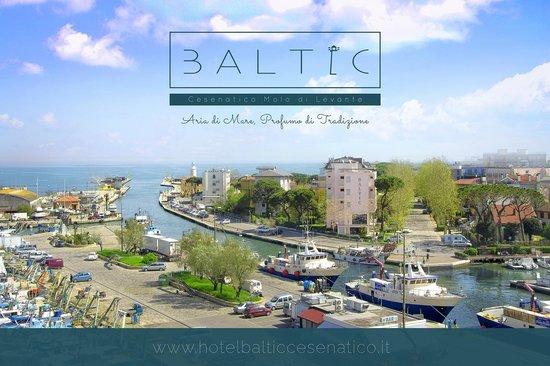 Hotel Baltic : La fantsatica posizione del BALTIC