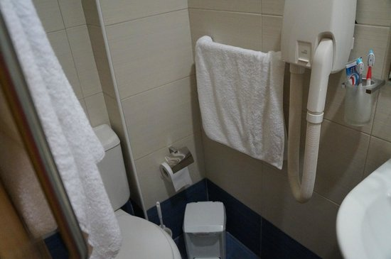 Euro Guesthouse: towels in the bathroom