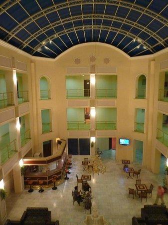 Hotel Margush: ホテルの中