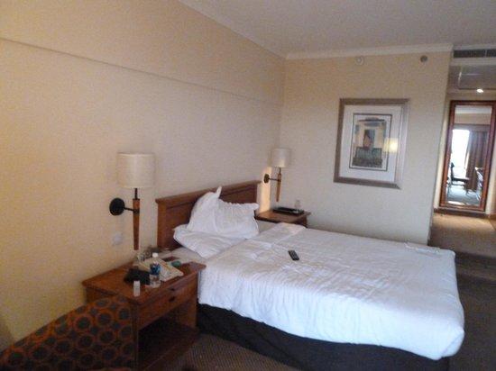 Taj Pamodzi Hotel : Bedroom