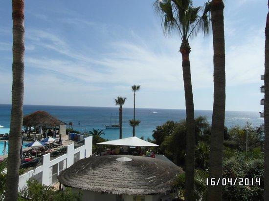 Atlantica Club Sungarden Hotel: veiw from the hotel room