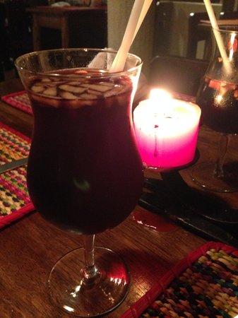 Toto's House: Chicha Morada Drink