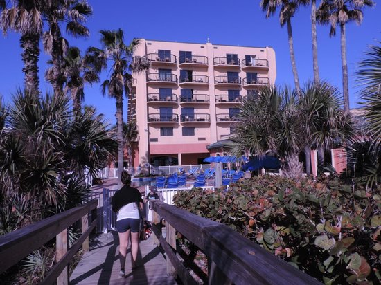 DoubleTree by Hilton Hotel Cocoa Beach Oceanfront: Hotel