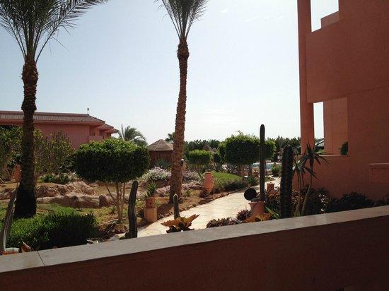 Park Inn by Radisson Sharm El Sheikh Resort: visuale dalla camera