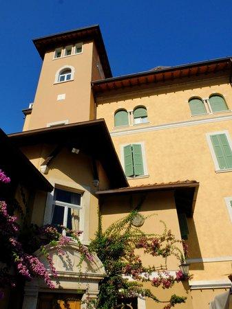 Hotel Villa del Sogno : 元々は歴史的な別荘