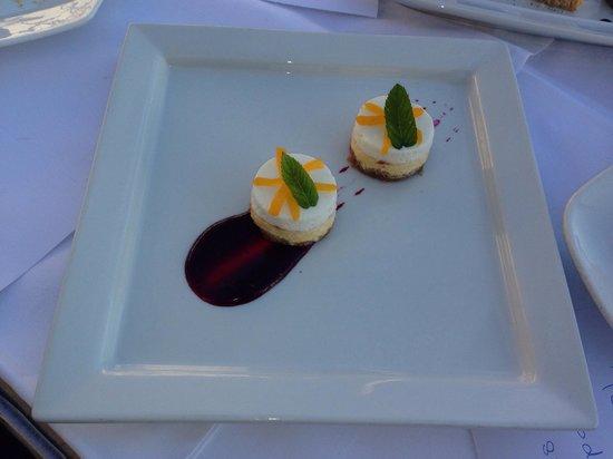 Marinero: Best cheesecake in Hvar