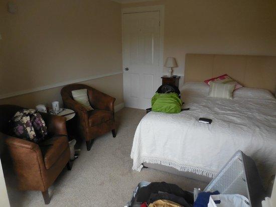 Faul House : chambre double