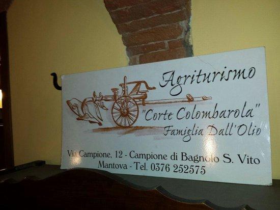 Corte Colombarola: Il Logo