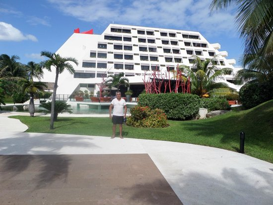 Grand Oasis Cancun: Excelente Hotel