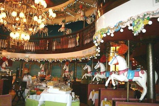 Hotel Negresco: ресторан