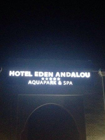 Eden Andalou Hotel Aquapark & Spa: L'Eden