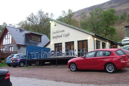 LochLeven Seafood Cafe : Lochleven Seafod Cafe