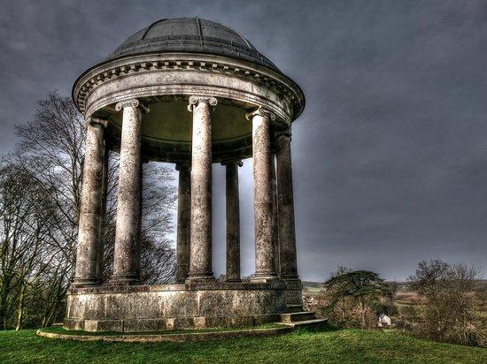 Petworth House and Park: The Rotunda