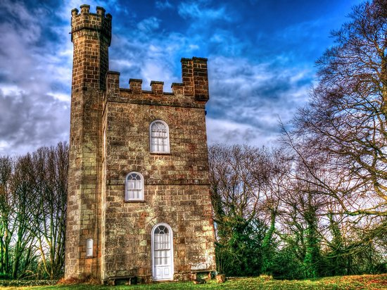 Petworth House and Park: The Deer Tower