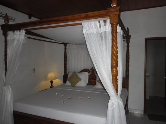 Lembongan Reef Bungalow: Our room