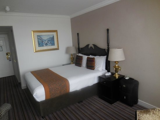 Ballsbridge Hotel: Chambre double