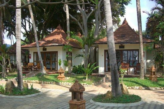 Chaweng Buri Resort : bungalow