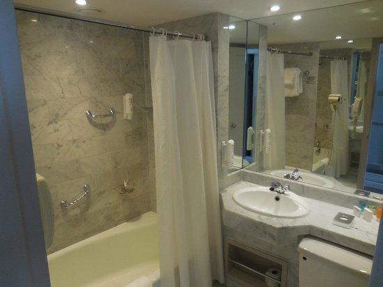 Ballsbridge Hotel : Salle de bain