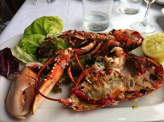 Restaurante Barceloneta: Among the best lobster I have had