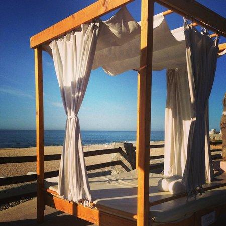 Melia Cabo Real All-Inclusive Beach & Golf Resort: Cabana