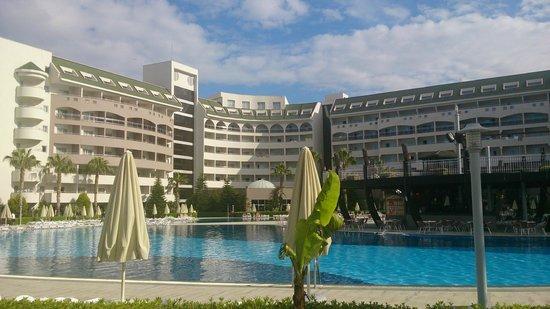 Amelia Beach Resort & Spa: Espace