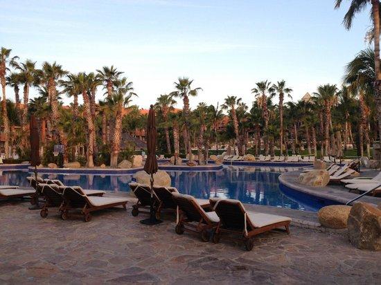 Paradisus Los Cabos: Pool area
