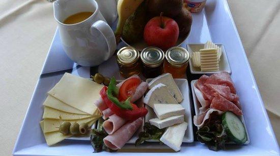 Hajo's Hotel Germania: delicious breakfast