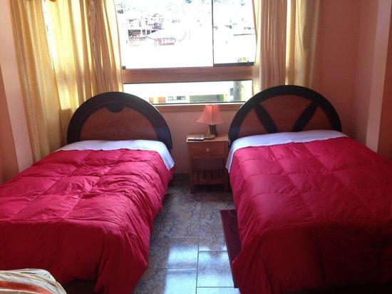 Wachuma B&B: room