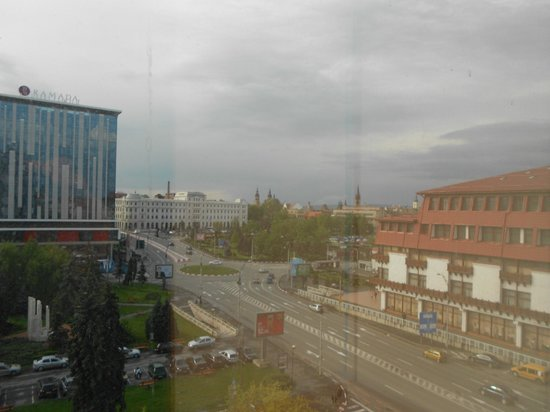 Hotel Ibis: view