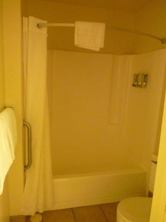 Stovepipe Wells Village Hotel: La salle de bain