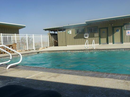 Stovepipe Wells Village Hotel: La piscine
