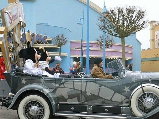 Walt Disney Studios: Stars n Cars