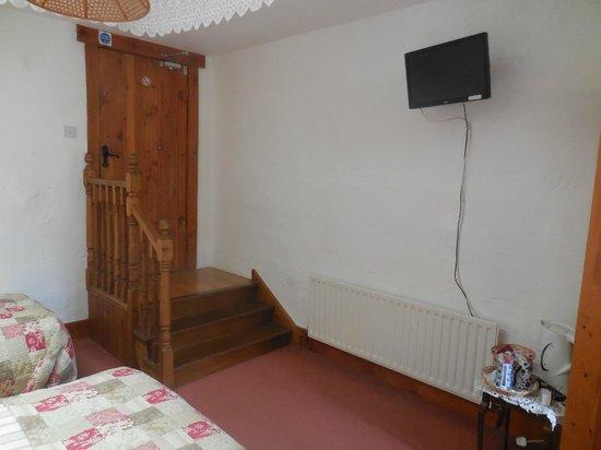 Tudor Lodge: Entrée de la chambre