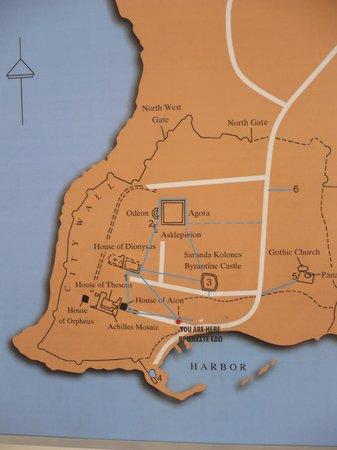 Kato Paphos Archaeological Park: 18