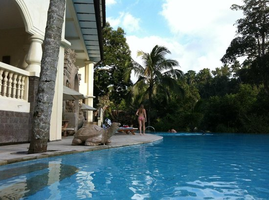 Ayung Resort Ubud: Just arrived