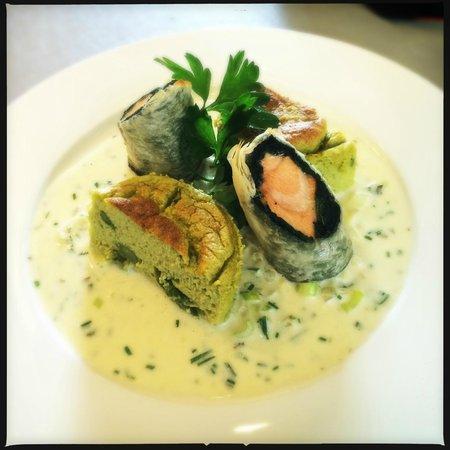 le Bistrot Gourmand : Saumon