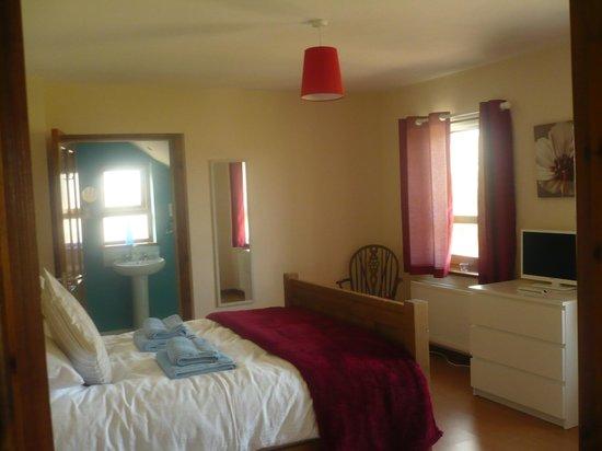 Maghernahar House B&B: double room.