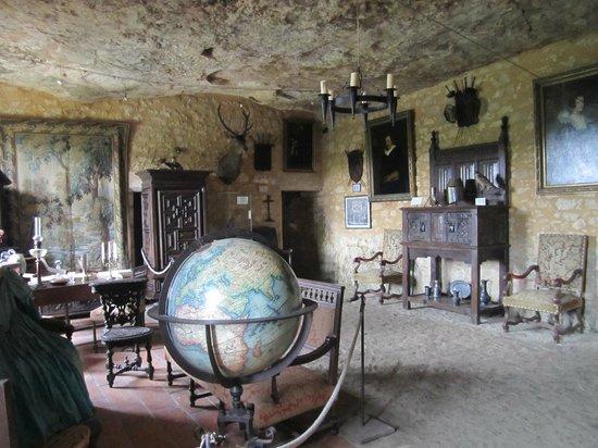 La Maison Forte de Reignac : une pièces parmi d'autres