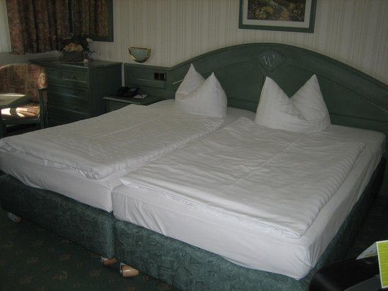 SEETELHOTEL Familienhotel Waldhof: Unser Zimmer 502  in Haus Nr. 5