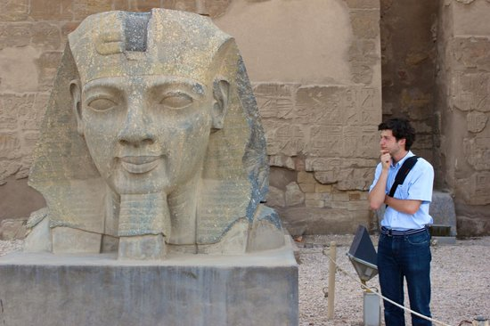 Discover Luxor : Luxor Temple