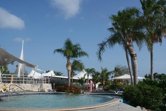 Chogogo Resort: Zwembad en Chogogo Terrace