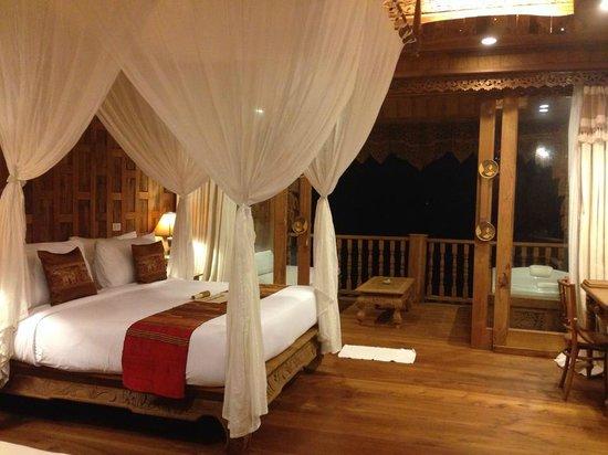 Santhiya Koh Yao Yai Resort & Spa: Santhiya Supreme Deluxe Sea View