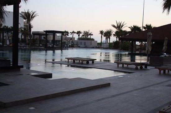 Hotel Riu Palace Tikida Agadir : The pool area, really fantastic