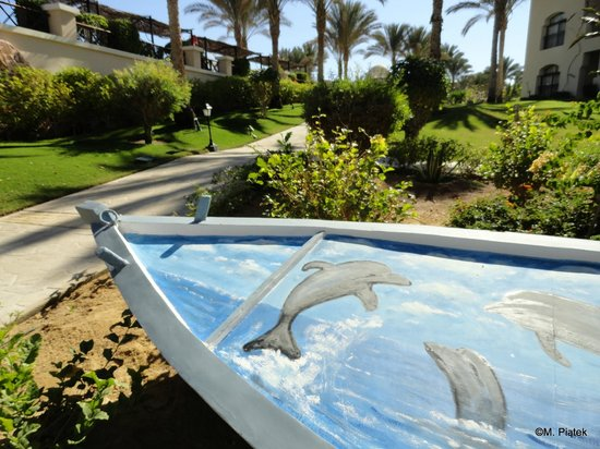 Jaz Lamaya Resort: Near Beach Bar