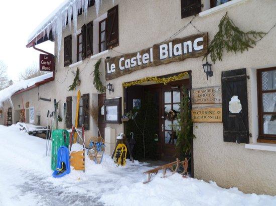 Le Castel Blanc